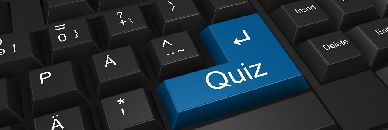 End of Module Quiz